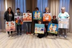 Resultaat schildercursus